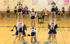 Pep Rally Brings Intensity to Crystal Ball